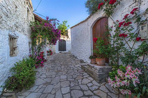 Afiónas op Corfu | Griekenland