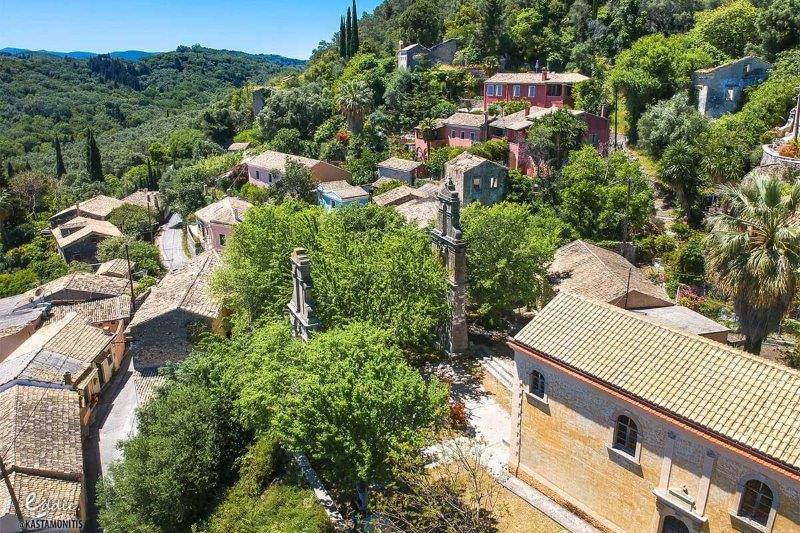 Agios Markos op Corfu | Griekenland - Eddie Kastamonitis