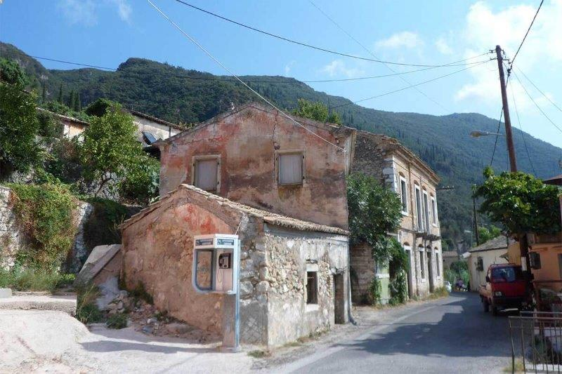 Agios Markos op Corfu | Griekenland - Steve Ford