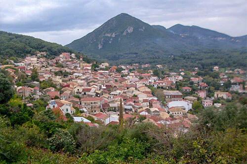 Agios Mattheos op Corfu | Griekenland