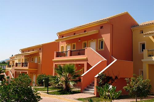 All-inclusive hotel Aqualand Village