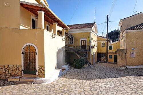 Argyrades op Corfu | Griekenland