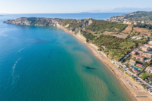 Arillas op Corfu | Griekenland