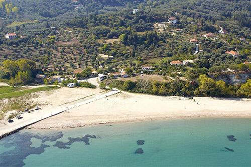 Astrakeri op Corfu