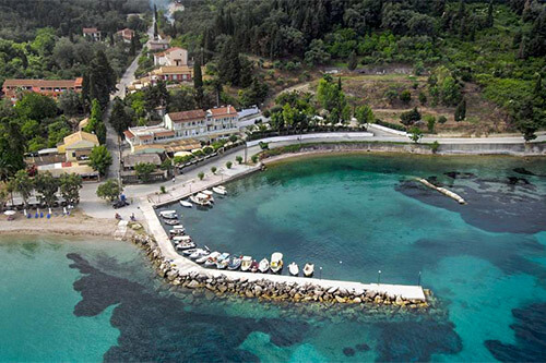 Boukari op Corfu