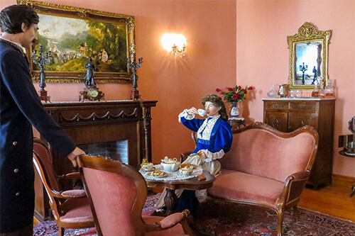 Casa Parlante op Corfu