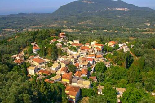 Episkopiana op Corfu | Griekenland