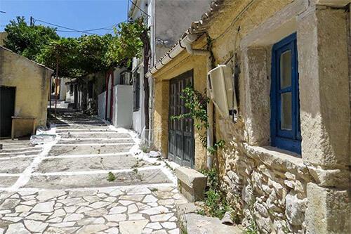 Giannades op Corfu | Griekenland