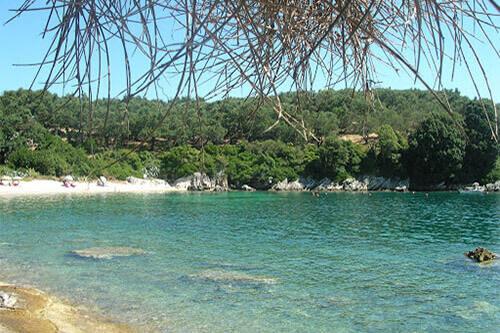 Gimari op Corfu
