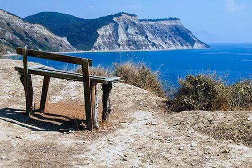 Kaap Asprokavos Corfu