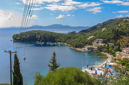 Kalami op Corfu
