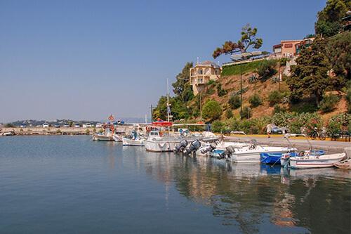 Kanoni op Corfu