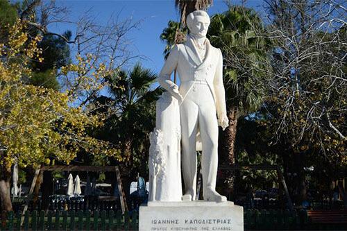Ioannis Kapodistrias