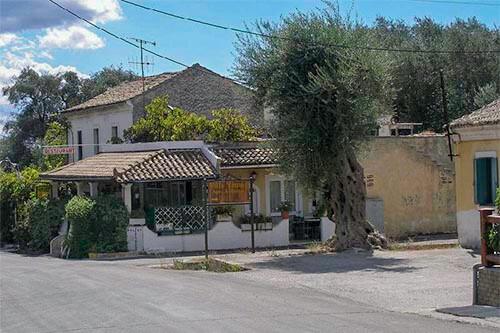 Kato Korakiana op Corfu | Griekenland