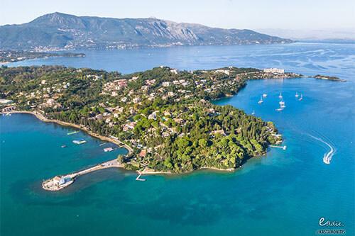 Kommeno op Corfu | Griekenland