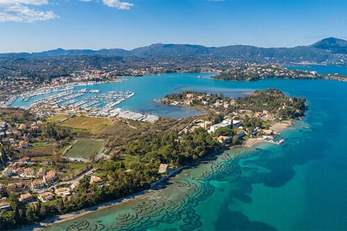 Kontokali op Corfu | Griekenland