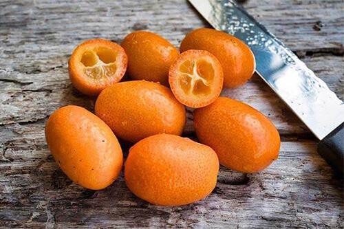 Kumquats Corfu