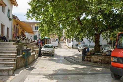 Liapádes op Corfu | Griekenland