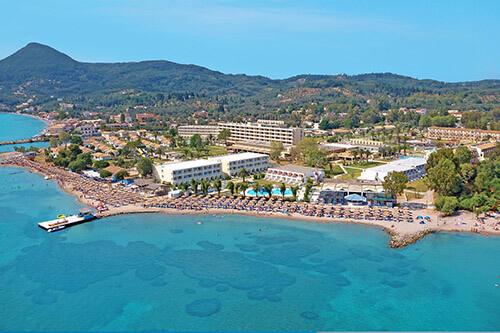 Messonghi op Corfu