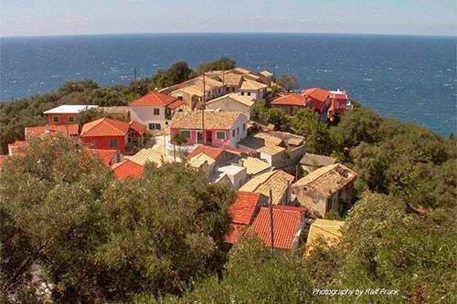 Pentati op Corfu | Griekenland
