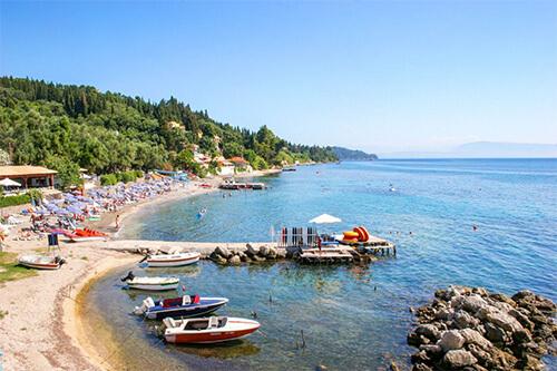 Perama op Corfu