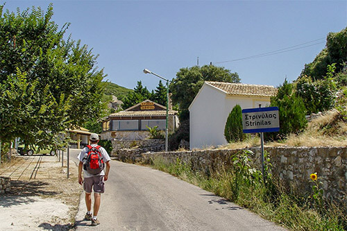 Strinilas op Corfu