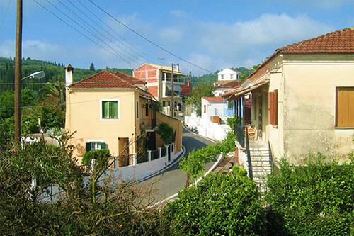 Velonádes op Corfu   Griekenland