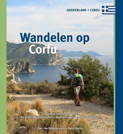 Wandelgids: Wandelen op Corfu