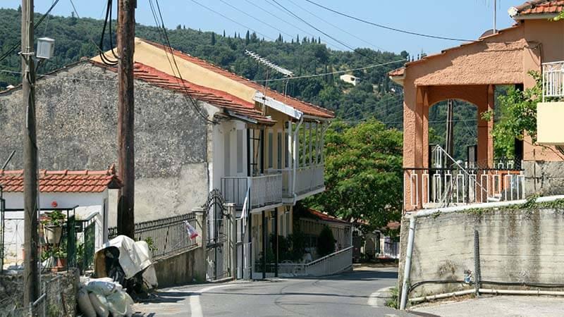 Zigos op Corfu   Griekenland - Levoniemi
