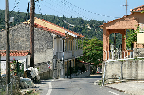 Zigos op Corfu